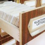 Novelist Tom Hoover on Rejection