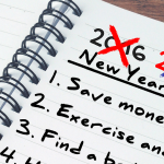 YA Author Tom Hoover on New Year's Resolutions